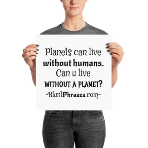Planets Can Live