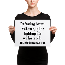 Defeating Terror