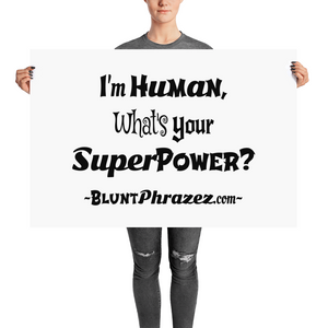 I'm Human What's