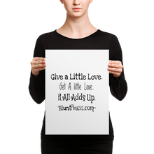 Give A Little