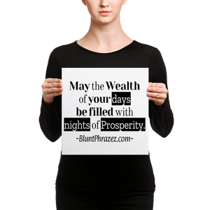 May The Wealth