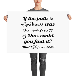 If The Path