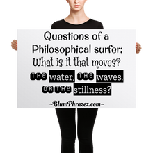 Philosophical Surfer