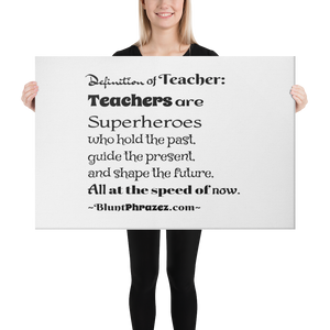 Definition Of Teacher