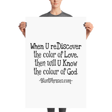 Color Of God
