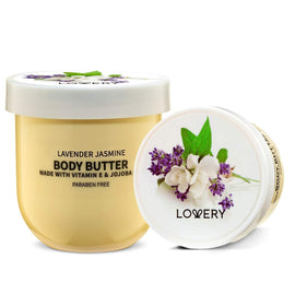 Lavender Jasmine Whipped Body Butter