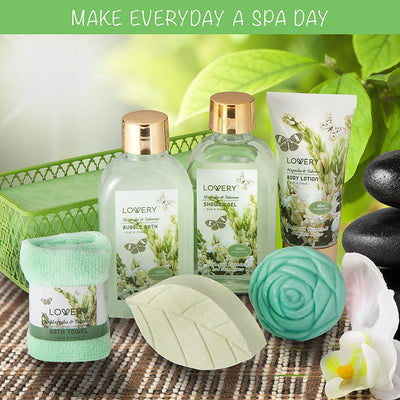 Magnolia and Tuberose Spa Bath and Body Set 2021