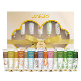 Mini Hand Lotion Travel Gift Set (15PCS)
