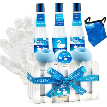 Ocean Breeze Bath Set (10 PCS)
