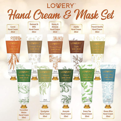 Hand Cream and Hand Mask Gift Set 2021