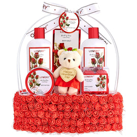Red Rose Gift Set (6PCS)