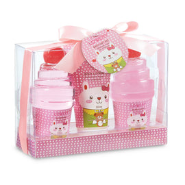 Watermelon Sugar Kids Spa Bath & Body Set - Lovery