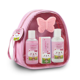 Watermelon Sugar Kids Spa Bath & Body Gift Set - Lovery
