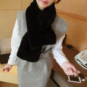 Double Sided  Warm Scarf