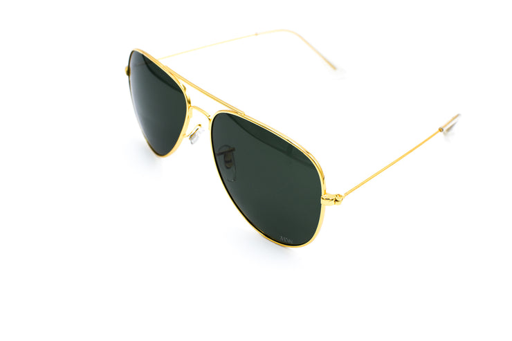 Blvd - Gold Frame