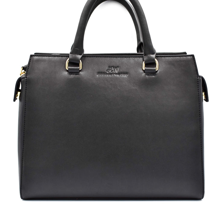 West 89th Tote - Black