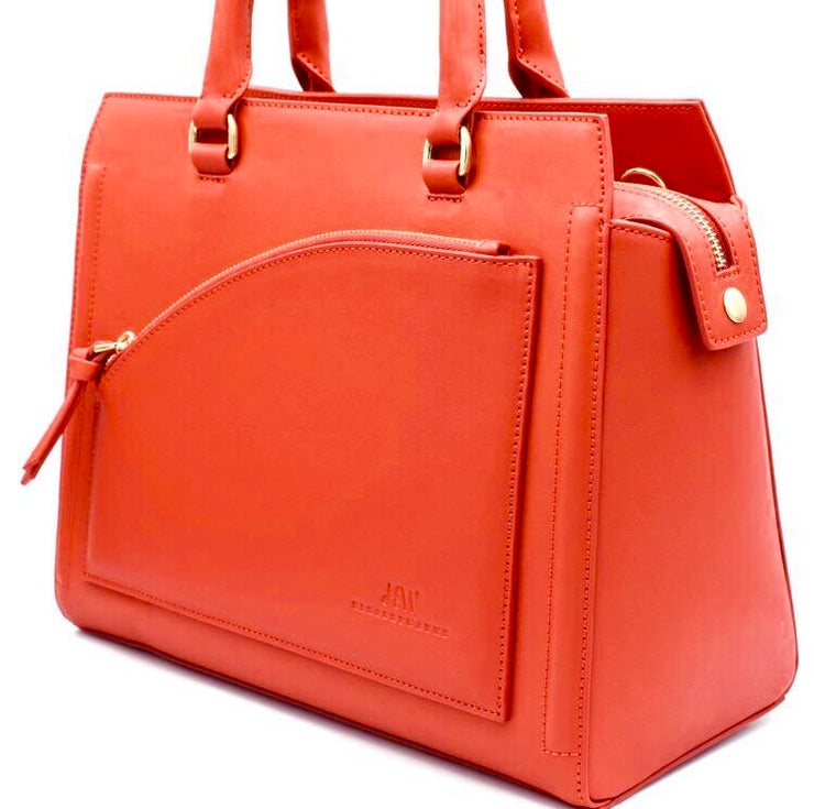 West 89th Tote - Red
