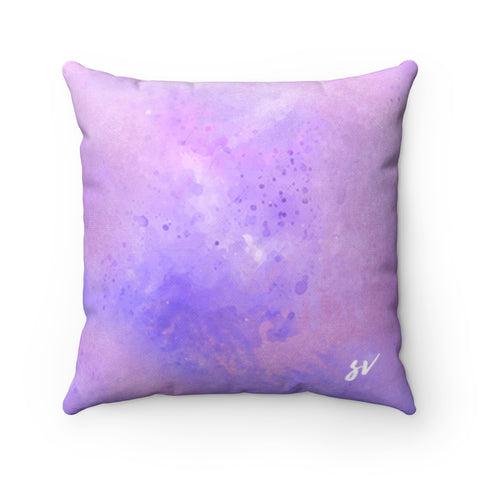 Stardust Vibes  Zodiac Cushion - Aquarius