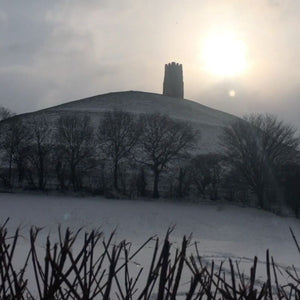 Glastonbury Tor Winter Meditation Music 1 Hour MP3