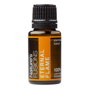 Eternal Flame: Concentration Blend 100% Pure Essential Oil - 15ml