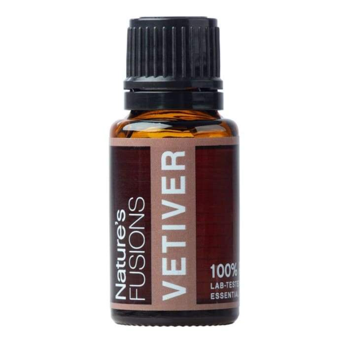 Vetiver Pure Essential Oil- 15ml