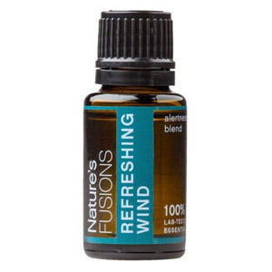 Refreshing Wind Focus Blend Pure Essential Oil - 15ml