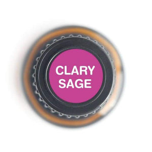 Clary Sage Pure Essential Oil - 15ml
