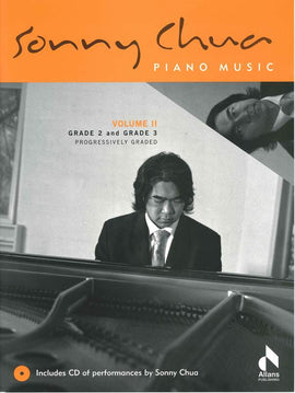 SONNY CHUA PIANO MUSIC VOL 2 BK/CD