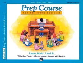 ABP PREP COURSE LESSON LEVEL B WITH FREE CD