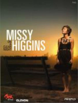MISSY HIGGINS ON A CLEAR NIGHT PVG