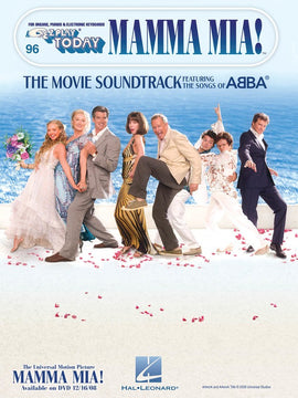 EZ PLAY 96 MAMMA MIA MOVIE SOUNDTRACK