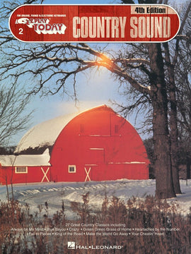 EZ PLAY 002 COUNTRY SOUNDS