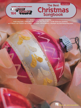 EZ PLAY 164 BEST CHRISTMAS SONGBOOK