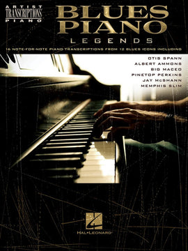 BLUES PIANO LEGENDS