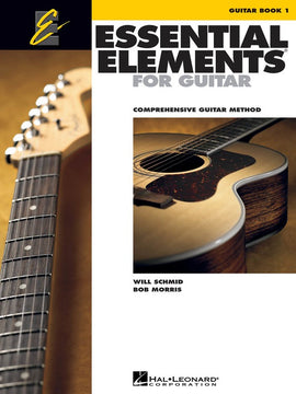 ESSENTIAL ELEMENTS FOR GUITAR BOOK ONLY EE