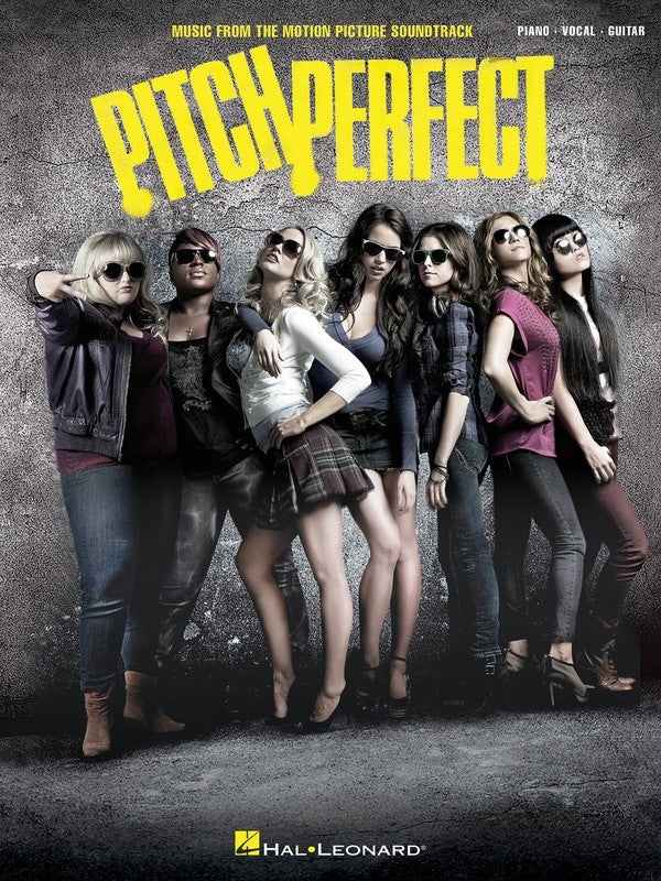 PITCH PERFECT MOVIE SELECTIONS PVG