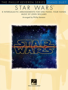 STAR WARS PIANO DUET