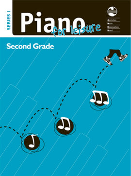 AMEB PIANO FOR LEISURE GRADE 2 SERIES 1