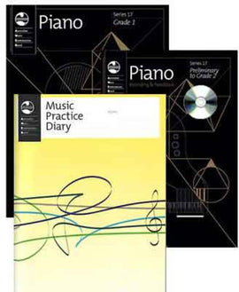 AMEB PIANO STUDENT PACK GRADE 1 SERIES 17