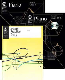 AMEB PIANO STUDENT PACK GRADE 3 SERIES 17