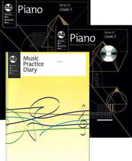AMEB PIANO STUDENT PACK GRADE 5 SERIES 17