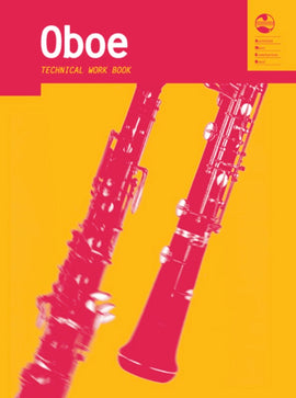 OBOE TECHNICAL WORKBOOK 2000 AMEB