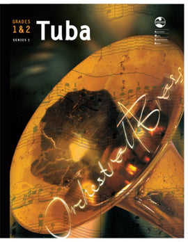 TUBA GRADE 1 AND 2 ORCHESTRAL BRASS AMEB