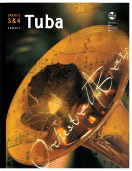 TUBA GRADE 3 AND 4 ORCHESTRAL BRASS AMEB