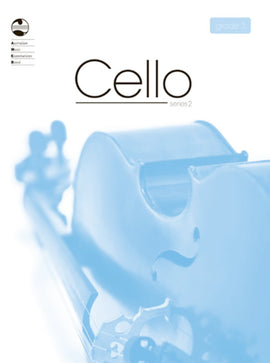 CELLO GRADE 3 SERIES 2 AMEB