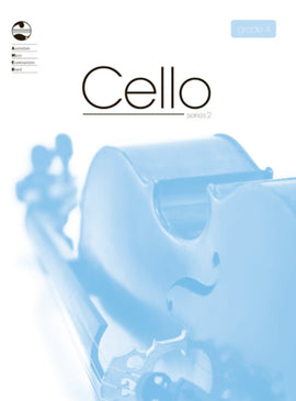 CELLO GRADE 4 SERIES 2 AMEB