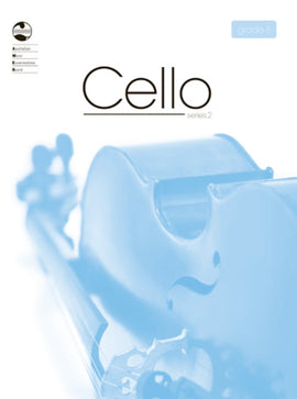 CELLO GRADE 5 SERIES 2 AMEB