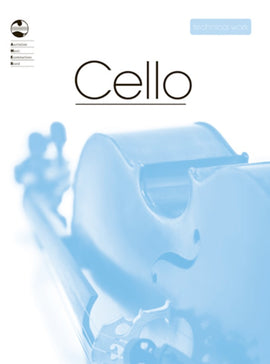 CELLO TECHNICAL WORKBOOK 2009 AMEB