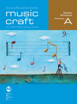 MUSIC CRAFT STUDENT WORKBOOK PRELIM GR A BK/2CDS