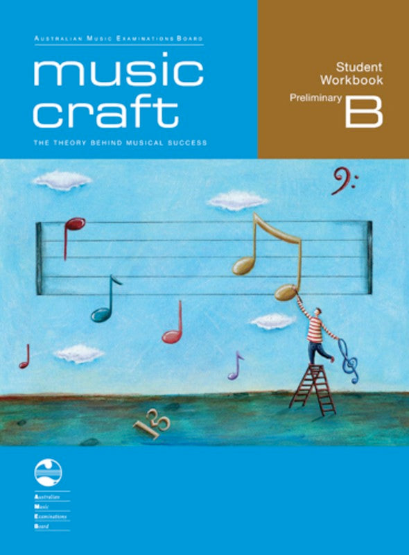 MUSIC CRAFT STUDENT WORKBOOK PRELIM GR B BK/2CDS